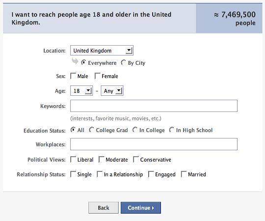 targeting fb Facebook Ads 101   How to Set up and Track Facebook Ads
